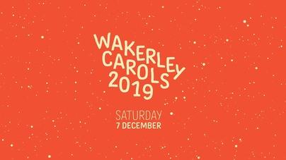 Wakerley Christmas Carols Santa Belmont Santa Studio